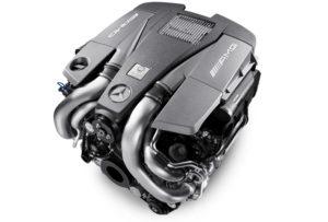 двигатель 278 мерседес