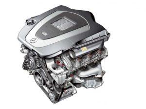 двигатель м272